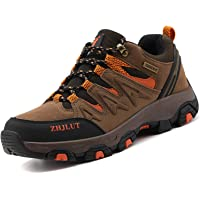 Lvptsh Scarpe da Trekking Donna Uomo Antiscivolo Scarpe da Escursionismo Scarponi da Montagna Traspiranti Passeggiate…