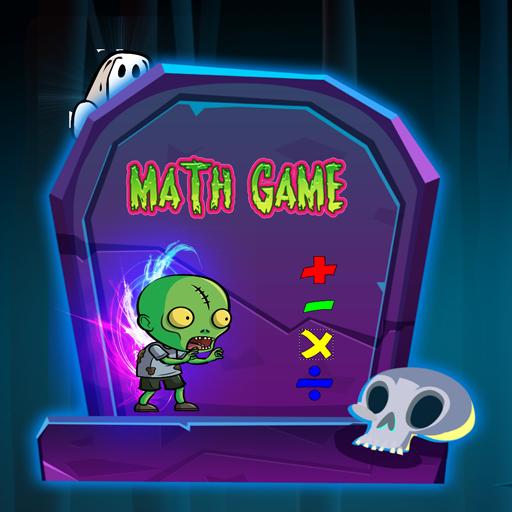 Coole Monster und Zombie Mathe Spiel - kostenlose pädagogische Mathe Spiel für Kinder: leicht zu harten mathematischen Probleme zur Verbesserung der Berechnung Kinder Spiel für Vorschule & Kindergarten