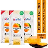 d alive 15g of Fast Acting Glucose Gel for treating Hypoglycaemia - Pack of 3 (Mango) - Total 9 Pocket Size Sachets