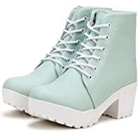 FURIOZZ Latest Collection, Comfortable & Stylish Ankle Length Boots for Women and Girls