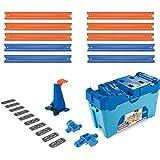 Hot Wheels - Track Builder, Caja Multiloopings, accesorios para pistas, 6 - 10 años - (Mattel FLK90)