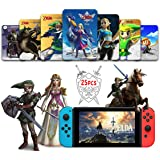 25 PCS NFC Tag for the Legend of Zelda Breath of the Wild / The Legend of Zelda: Skyward Sword HD Compatible with Switch/Swit