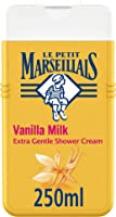 LE PETIT MARSEILLAIS, Shower Cream, Vanilla Milk, Extra Gentle, 250ml