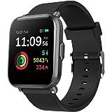 Smartwatch Activity Tracker, Orologio Fitness Sportivo Uomo Donna con Touchscreen Completo Cardiofrequenzimetro da Polso Sonn