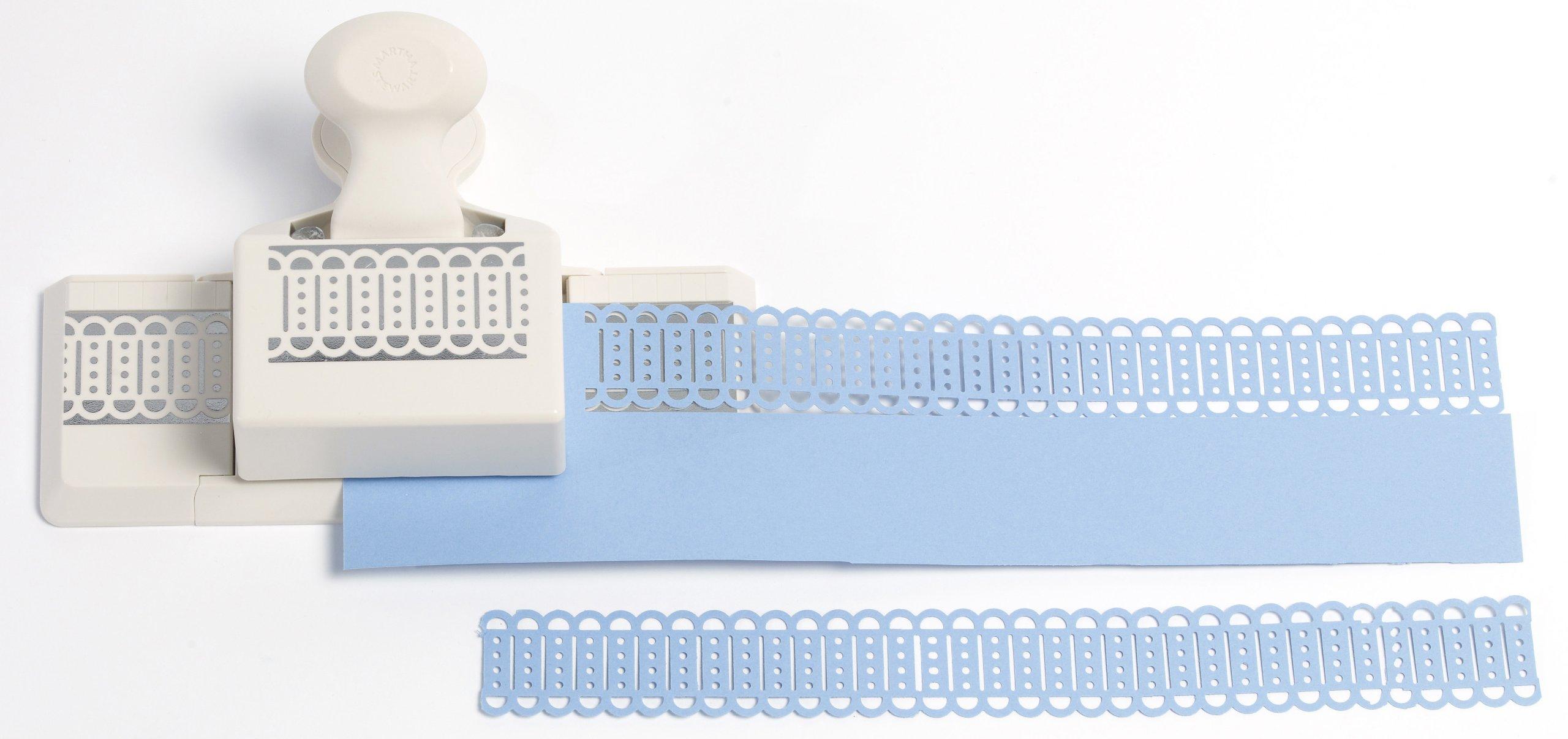 71gqRcyiSuL - Martha Stewart Crafts bordo profondo di schede SIM con pugno di carta