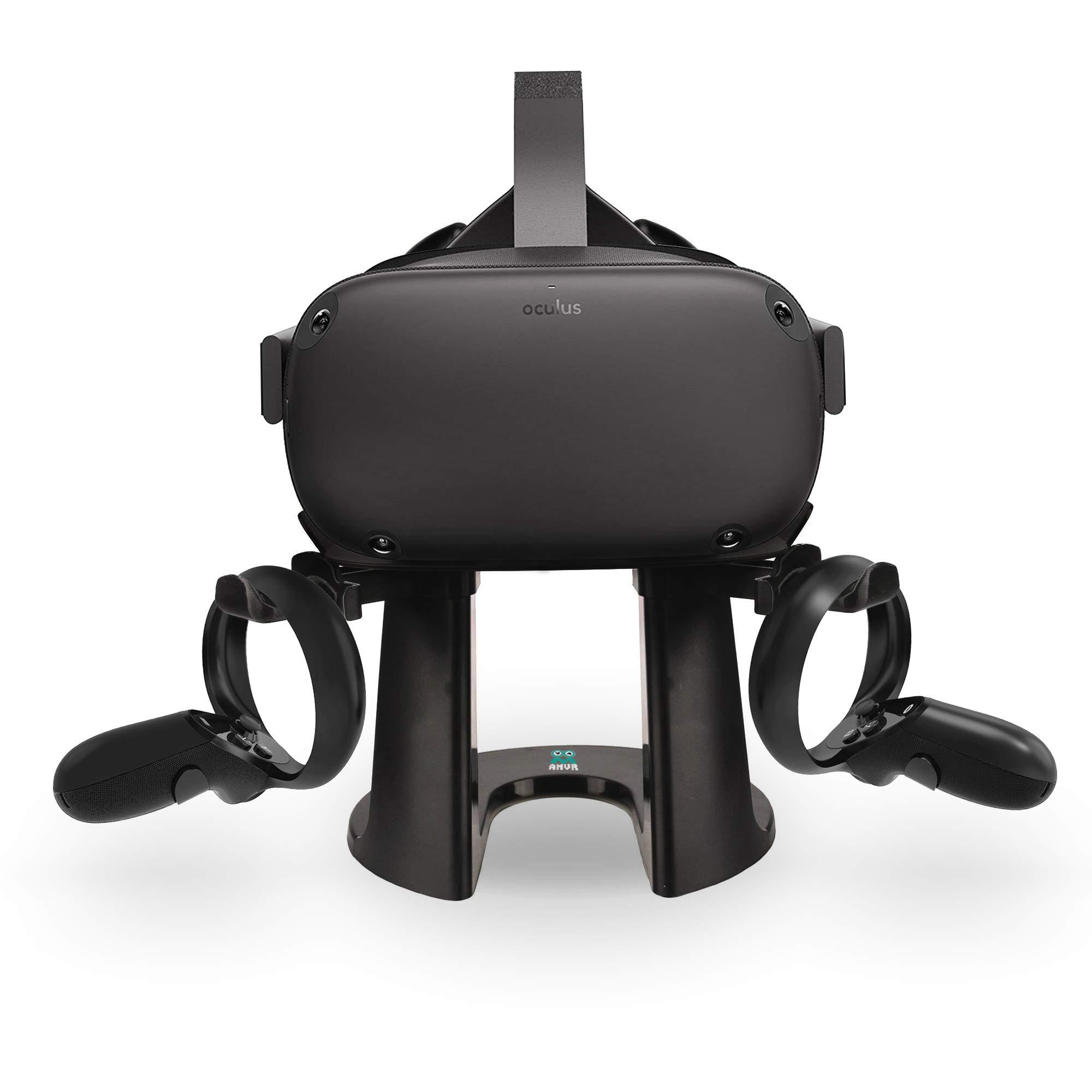 AMVR Pied VR pour Oculus Rift S/Oculus Quest Headset et Touch Controller
