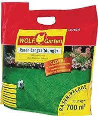 WOLF-Garten Premium-Rasen plus Aufbau-Dünger L 50 SM;