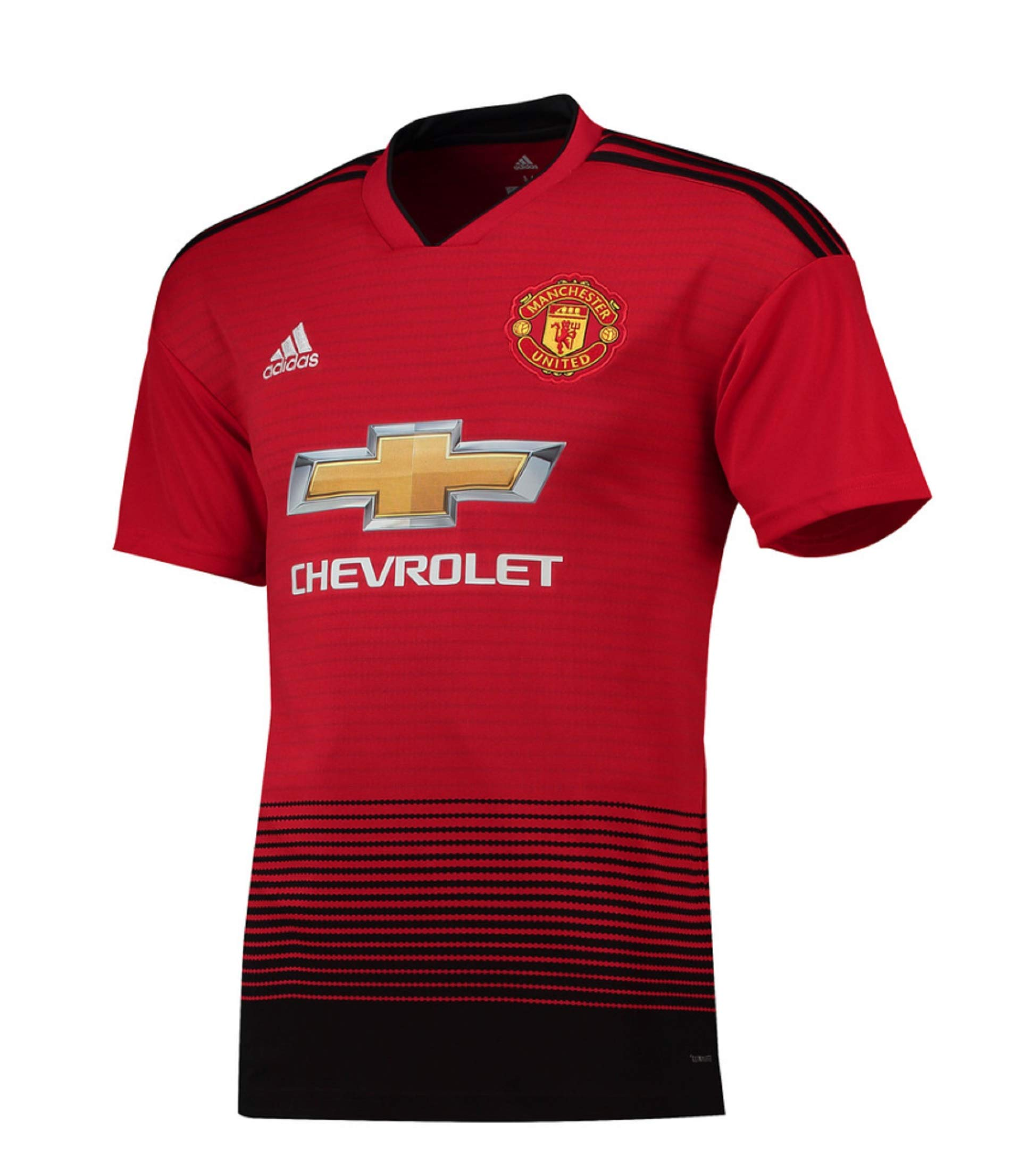 a4ac0130e Manchester United FC Official Football Gift Boys Third Away Kit Shirt 2018  2019. Click to ...