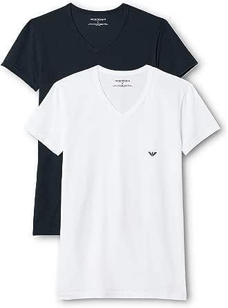 Emporio Armani Underwear Canotta (Pacco da 2) Uomo