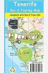 Tenerife Bus & Touring Map 2015 Map