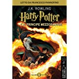 Harry Potter e il Principe Mezzosangue - Audiolibro CD MP3: Vol. 6