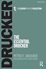 The Essential Drucker (Classic Drucker Collection) Kindle Edition