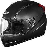 Studds Professional STS_PRL_BLK_M Full Face Helmet (Black, M)