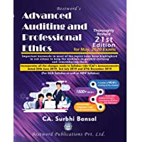 Bestword CA Final Advanced Auditing & Professional Ethics Old Syllabus and New Syllabus both By Surbhi Bansal Applicable for May 2020 Exam