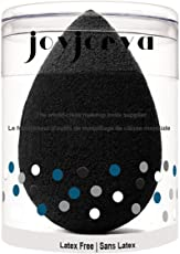 Joyjorya® Flawless Beauty Eiförmiger Make-up Schwamm, latexfrei Blender Schwamm (Schwarz)