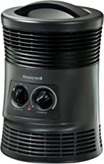 Honeywell 360 Degree Surround Fan Forced Heater with Surround Heat Output