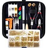 Kits de joyería, que incluyen herramientas de joyería, líneas de joyería y accesorios de joyería, herramientas para principia
