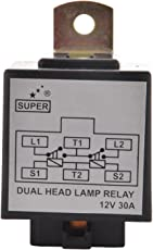 Super 1410 Head Lamp Wiring Kit with HL Relay