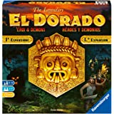 Ravensburger 26855 El Dorado: Eroi e Demoni, Family Game, Light Strategy, 2-4 Giocatori, Età Raccomandata 10+