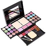 Palette de maquillage Palette de fard à paupières 35 couleurs vives Matter et Shimmer Lip Gloss Blus Soyez la première person