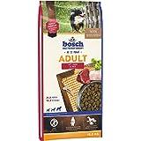 Bosch HPC Adult met lam & rijst | Hondendroogvoer voor volwassen honden van alle rassen, 1 x 15 kg