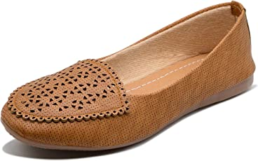 Midsole Women's Party Wear Panel Cutouts Textured Bellies/Loafers - (FT5002C)