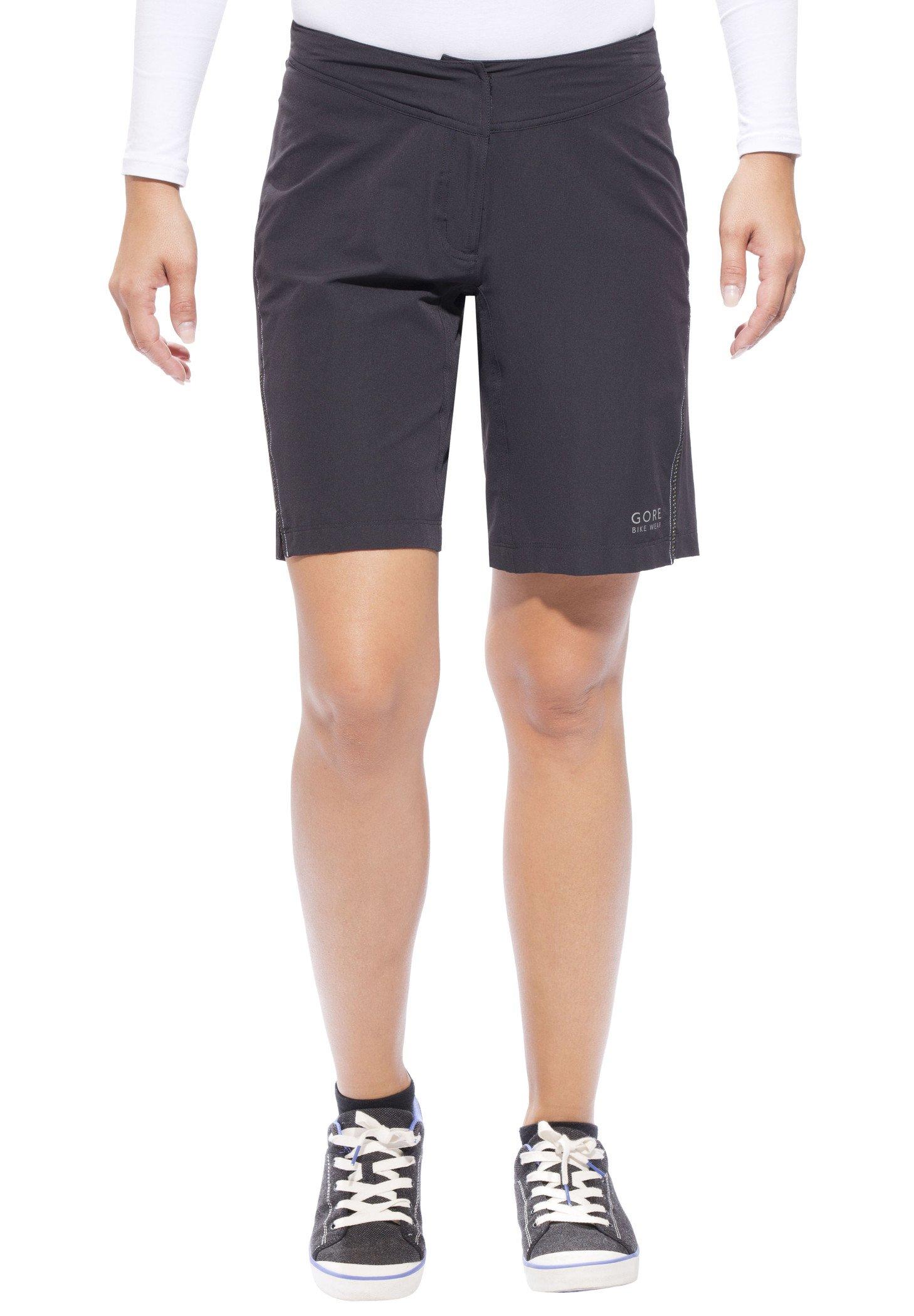 GORE BIKE WEAR Damen Fahrrad-Shorts, Super Leicht, Stretch, GORE Selected Fabrics, LADY Shorts, TLELSP