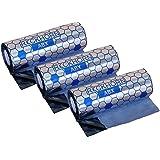 Foliatec 1765 Tönungsfolie Midnight Reflex Superdark Mit Wärmeschutz Maße 51x400 Cm 76x152 Cm Blauschwarz Metallisiert Auto