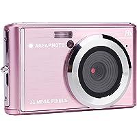 AGFA Photo DC5200 Compact Digital Camera Pink