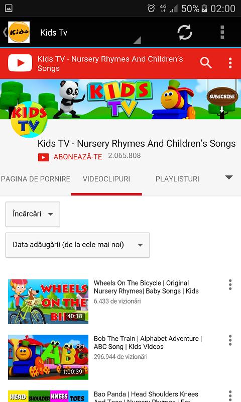 Tube Plus for Kids Tube