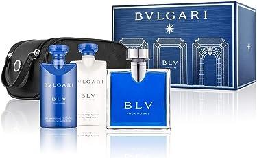 Bvlgari Blv Ph Set (EDT, 100ml + After Shave Balm, 75ml + Shampoo Shower Gel, 75ml)