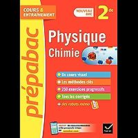 Prépabac Physique-chimie 2de : nouveau programme de Seconde (Cours et entraînement)