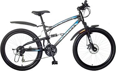 Kross Maximus 21 Speed 26T (Matte Black) ...
