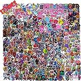 Hopasa Comic Stickers Pack für Kinder (373 Stück), Graffiti Cute Decals für Laptop, Skateboard, PS4, Xbox, iPhone, Party Favors für Mädchen, Erwachsene, Jugendliche, Jungen