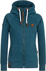 Naketano Female Zipped Jacket Brazzo