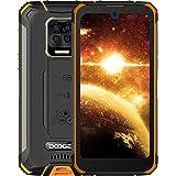 DOOGEE S59 Movil Resistente, 10050mAh Batería 4GB RAM+64GB ROM Smartphone, IP68 IP69K, Cámara Quad AI 16MP Telefono Antigolpe