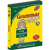 MAS Kreations Grammar Made Easy-A