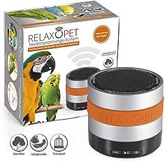 Relaxopet Entspannungsgerät   Beruhigung durch Klangwellen   Ideal bei Gewitter, Feuerwerk oder auf Reisen   Hörbar und unhörbar   5V, kabellos