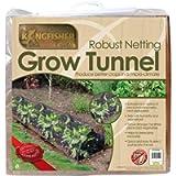 Kingfisher GTUN300 Net Grow Tunnel Black