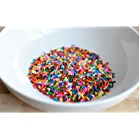 Dry Fruit Hub Sprinkles for Cake Decoration 125gms, Sprinkles for Cakes, Chocolate Sprinkles, Vermicelli, Sprinkles