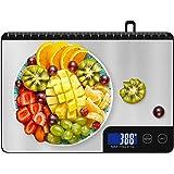 Diyife Balance Cuisine 15 kg, Professionnel Balance de Cuisine Electronique avec Grand Panneau, Balances Alimentaires, Balanc