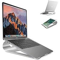 Sausire Support D'ordinateur Portable Support de Refroidissement de Bureau en Alliage d'Aluminium Portatif - Support…
