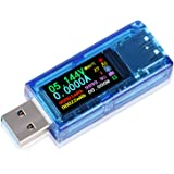USB 3.0-testare multimeter 3,7-30 V 0-4 A USB spänningstestare USB digital ström och spänning testmätare voltmeter amperemäta