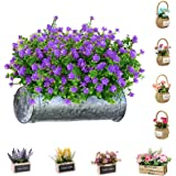 KEXIMIXUE White artificial flowers are suitable for home decoration and are a good choice to add spring colors