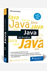Java: Der kompakte Grundkurs mit Aufgaben und Lösungen im Taschenbuchformat Broschiert