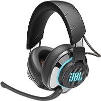 JBL Quantum 800 Cuffie Gaming Over-Ear Wireless 2,4 Ghz e Bluetooth 5.0, Headset da gioco con Microfono, RGB e Surround…