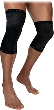 McDavid Crossfit Knee Sleeves: Dual Layer Compression Knee Sleeves for Powerlifting & X Fitness - Provides Support & Compress