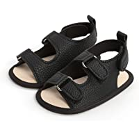 Baby Shoes Soft Leather Sandals Non-Slip Baby Boys Girls Tied Soft Sandals