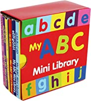 My ABC Mini Library - Paperback