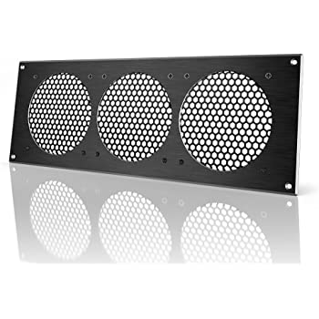 ac infinity ventilation grill for pc computer av electronic cabinets